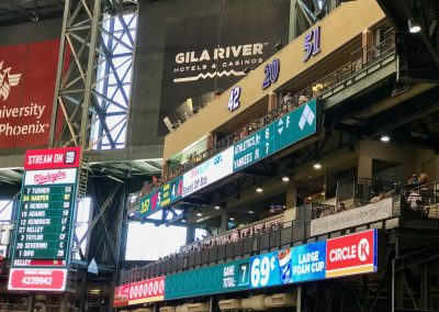 Chase Field, Retired Numbers