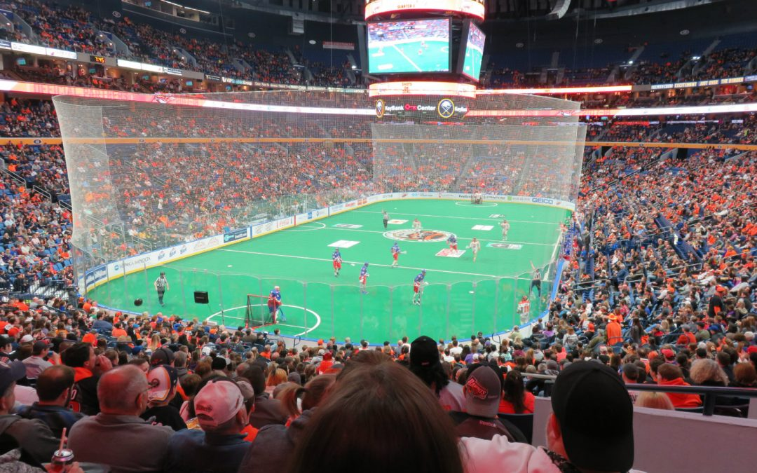 KeyBank Center – Buffalo Bandits