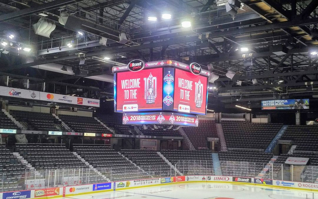 Celebrating A Century of Memorial Cup in Regina