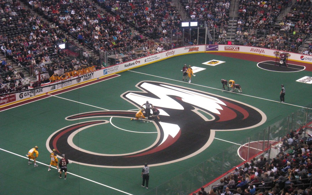 2018 NLL Championship Team to Hoist a New Trophy