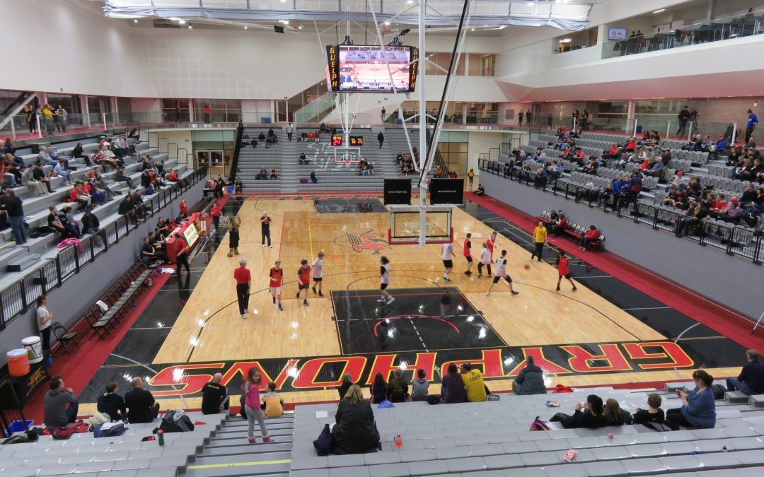 Guelph Gryphons Athletic Centre – Guelph Gryphons
