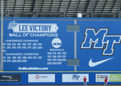Lee Victory Wall