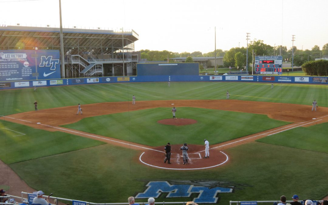 Reese Smith Jr. Field – Middle Tennessee State Blue Raiders