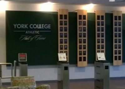York College of Pennsylvania Athletic Hall Of Fame
