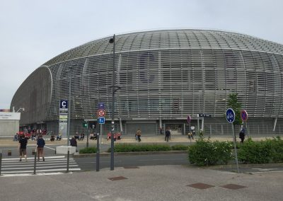 Stade Pierre-Mauroy Exterior