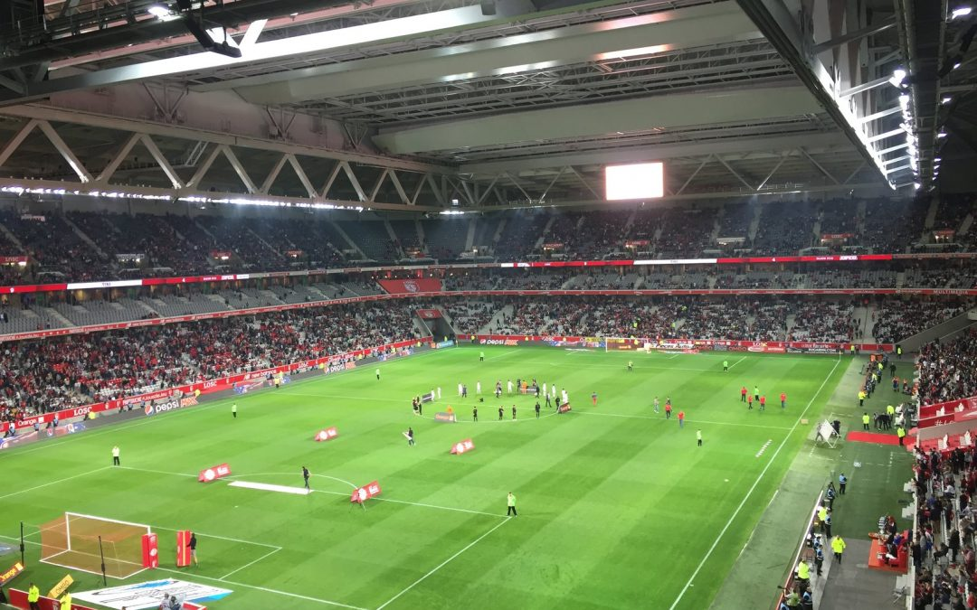 Stade Pierre Mauroy – Lille OSC