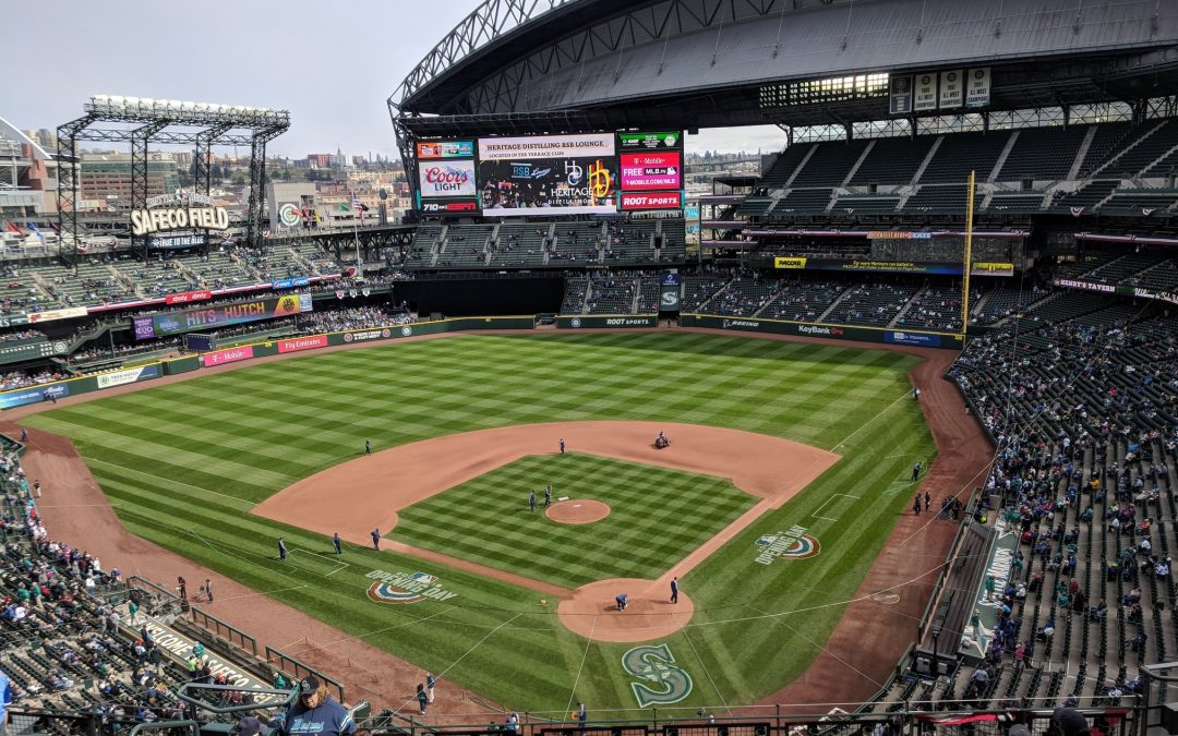 MLB Ballpark Extensions and Upgrades