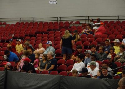 Civic Center of Anderson, Upstate Dragons Fans Looking On