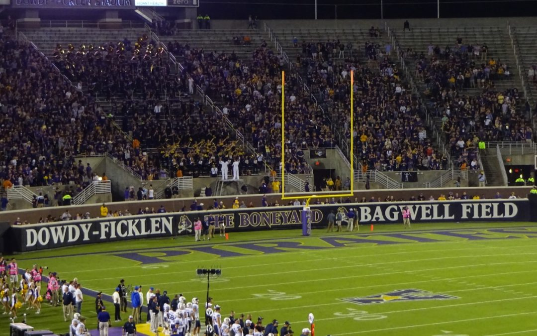 Greenville, NC Bidding for a Bowl Game in 2020