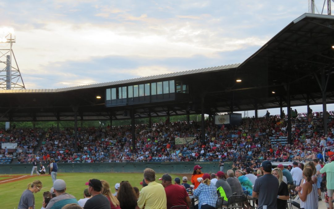 Luther Williams Field – Macon Bacon