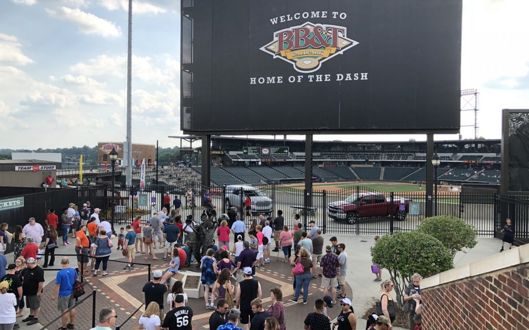BB&T Ballpark – Winston-Salem Dash