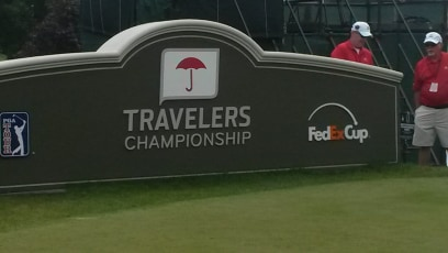 Travelers Championship Marquee