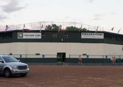 Chaska Athletic Park, Exterior