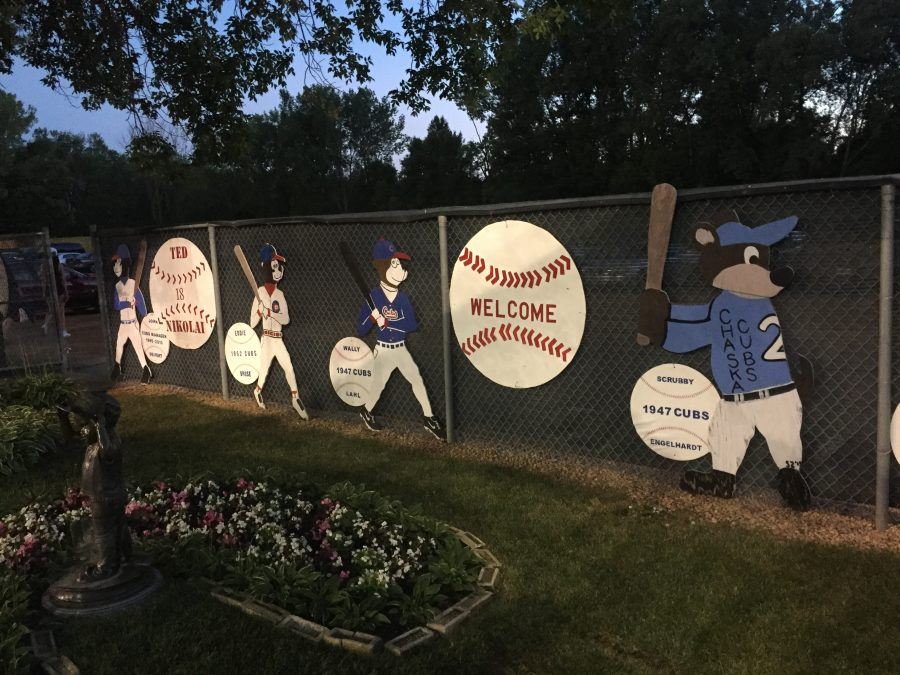 Chaska Athletic Park Kid Signage