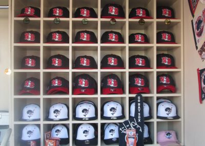Bay Sox Merchandise at Paul Walsh Field