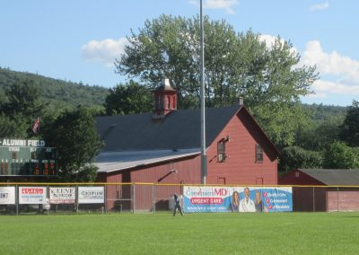 Alumni Field Barn