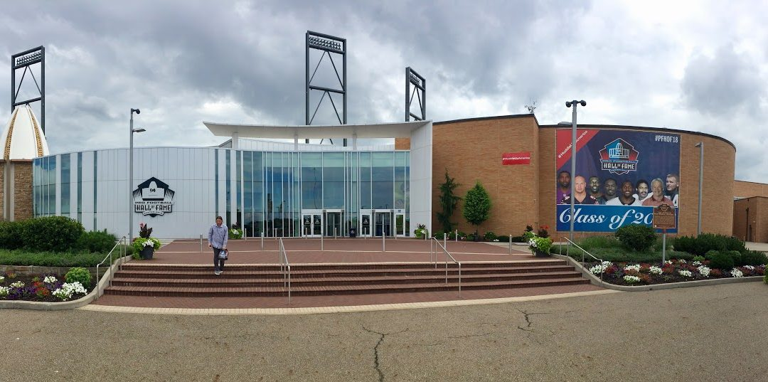 Sports Journeys: Pro Football Hall of Fame