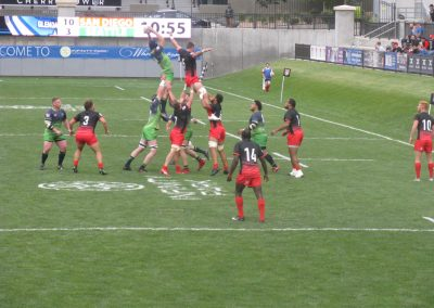 Infinity Park MLR Playoff Action