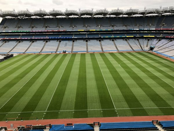 Large Pitch Of Croke Park