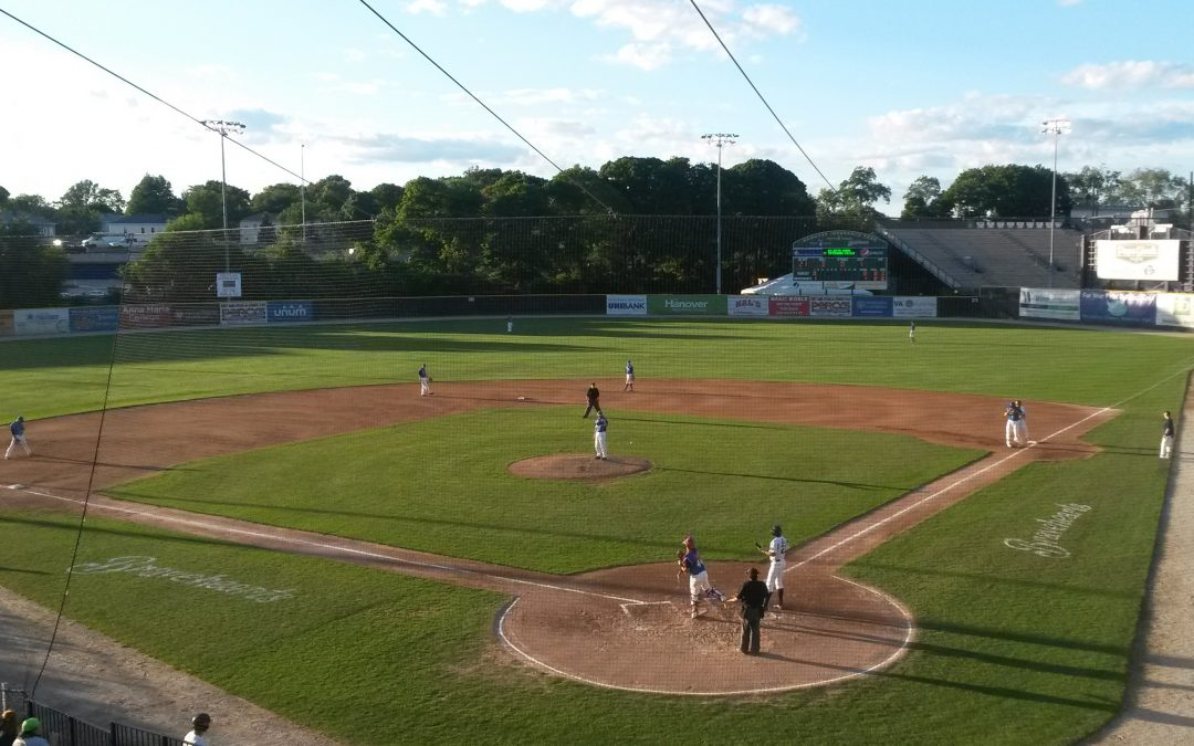 Hanover Insurance Park at Fitton Field – Worcester Bravehearts