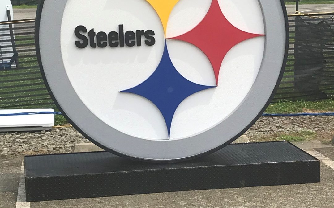 A Visit to Steelers Training Camp