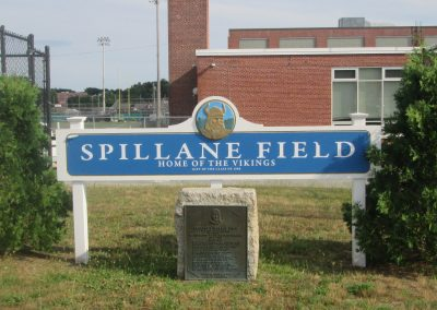 Welcome to Spillane Field