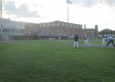 Field Level at Spillane Field