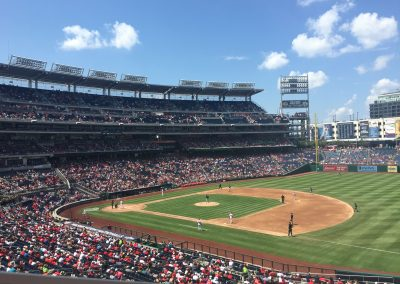 Nationals Park In-Game