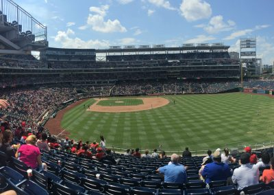Outfield Panoramic