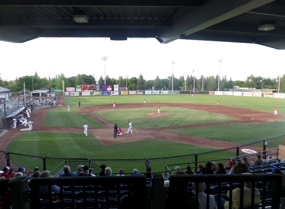 Spitz Stadium – Lethbridge Bulls