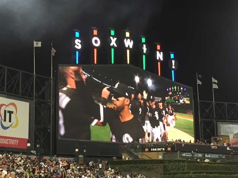 Awe Inspiring Guaranteed Rate Field Chicago White Sox Stadium Journey Onthecornerstone Fun Painted Chair Ideas Images Onthecornerstoneorg
