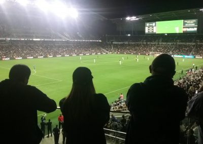Standing Room View