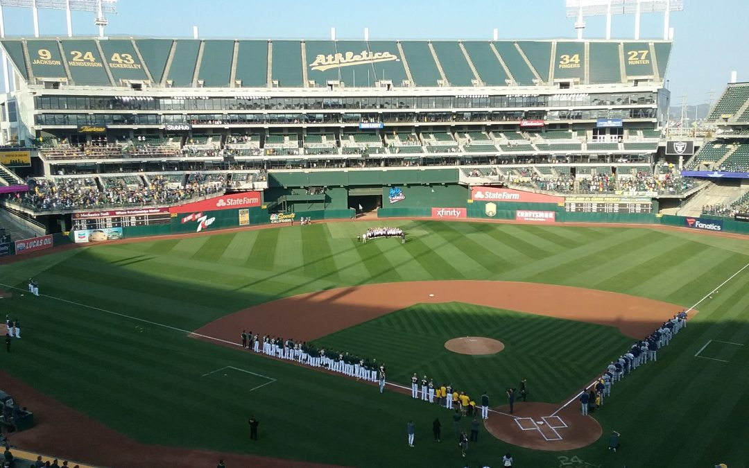 Doubleheader…Catching Oakland A's President Dave Kaval, Part Two: The Nightcap