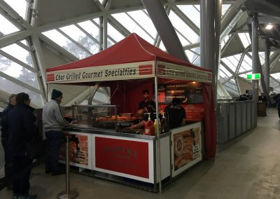 AAMI Park Concessions Stand