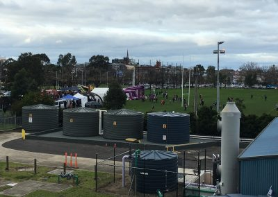 AAMI Park Pre-game Activations