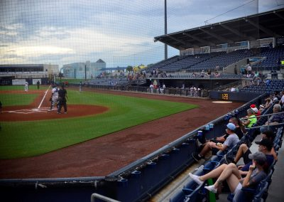 Charlotte Sports Park, Charlotte Stone Crabs in Action