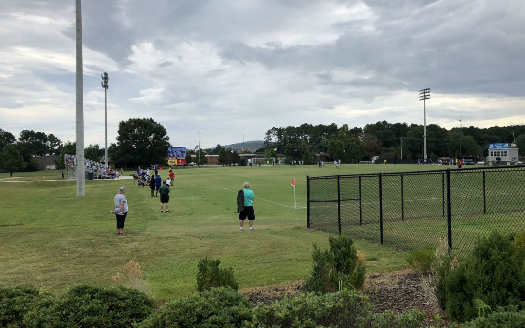 Charger Park Soccer Field – Alabama-Huntsville Chargers