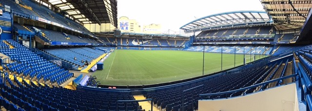 Sports Journey: Stamford Bridge Tours and Museum