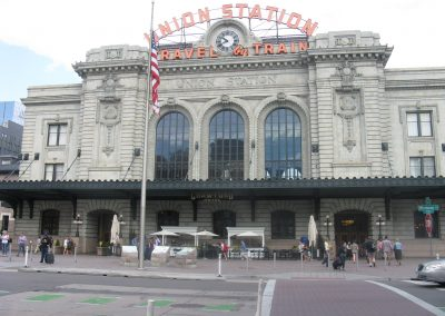 Coors Field - Union Station