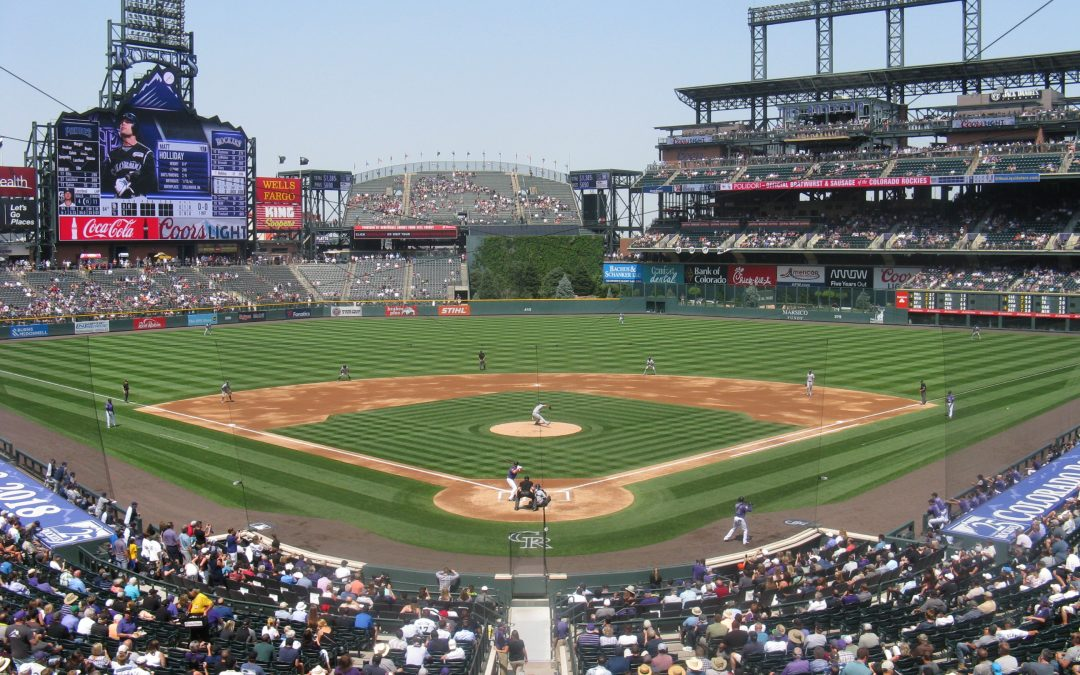 Coors Field – Colorado Rockies