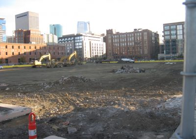 Beginning Construction of Future Entertainment Complex at Coors Field