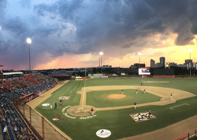 Lawrence-Dumont Stadium Diamond