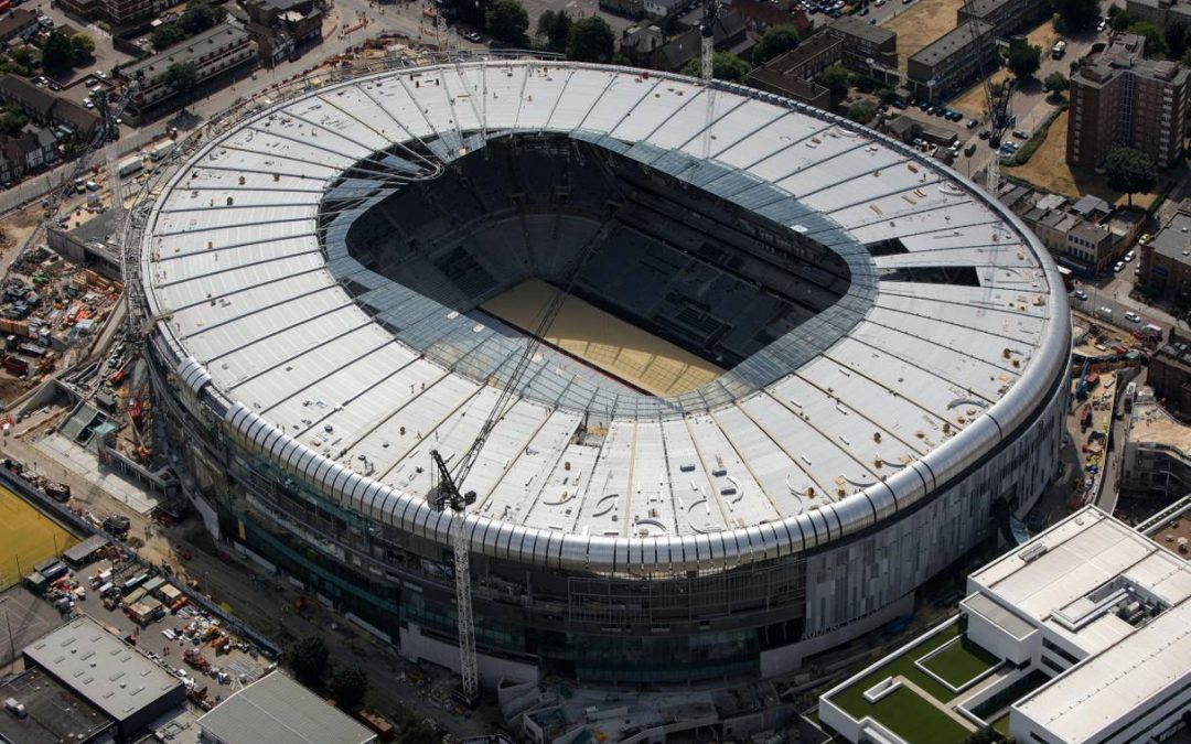 Will Spurs New Pitch Be Worth the Wait?
