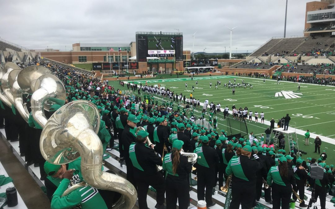 Apogee Stadium – North Texas Mean Green