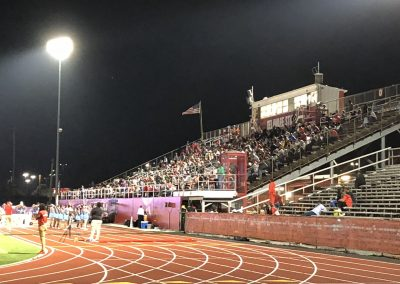 Alumni Stadium South Stands