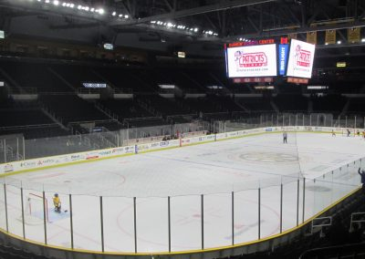 Pee Wees on the Ice at Dunkin' Donuts Center