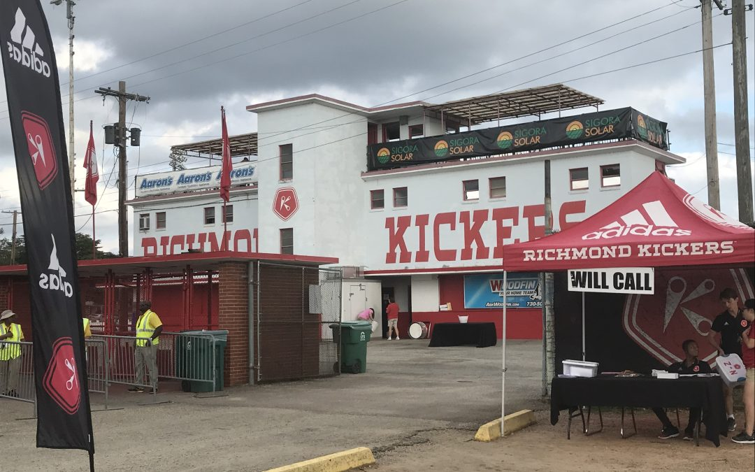 City Stadium – Richmond Kickers
