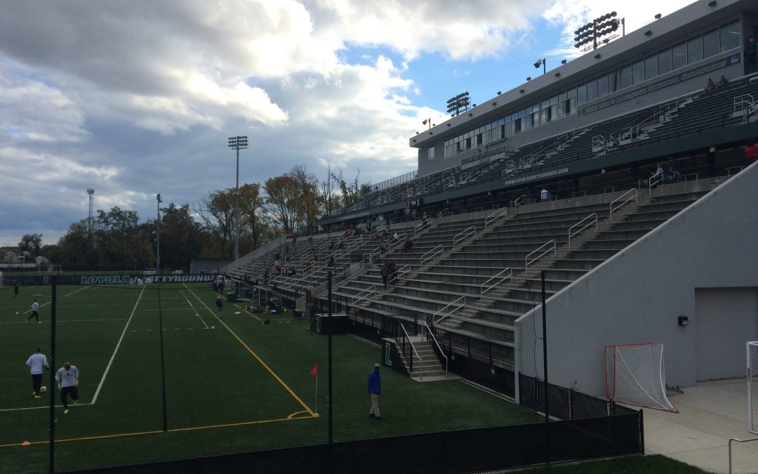 J. Richard Awalt Field at the Ridley Athletic Complex – Loyola Greyhounds