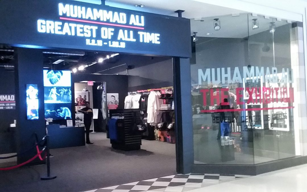 The GOAT Comes To L.A.: Muhammad Ali Exhibit
