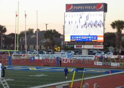 Javelina Stadium End Zone